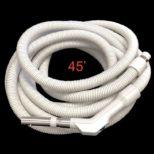 Boyau 45' Aspirateur Central Avec Interrupteur (Universel)