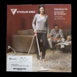 Ensemble De Filtre Aspirateur central Cyclo-Vac Series DL